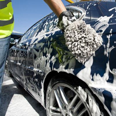 spandau valet car clean